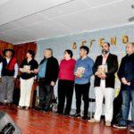 Reconocieron a artistas y personalidades de Río Grande