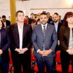 Urquiza, Vuoto, Harrington y Pérez recibieron sus diplomas