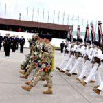 Conmemoraron el 140° Aniversario de la Infantería de Marina