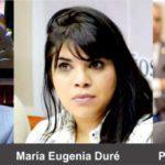 Hoy juran los senadores electos Rodríguez, Duré, y Blanco