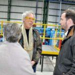 """Kevin Colli dijo que se exportarán """"entre 20 y 25 contenedores mensuales de madera de primera calidad"""""""