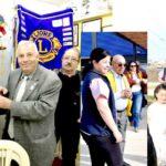 Club de Leones: Intensas actividades del Gobernador de Distrito en Tierra del Fuego