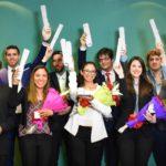 UTN otorgó un Reconocimiento a la Labor Estudiantil para los Graduados 2018-2019