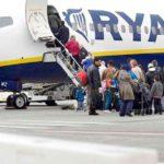 Las familias fueguinas optan por viajar en avión
