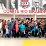 Vernet fue electo presidente de la UCR Fueguina