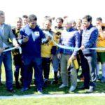 La Unidad de Detención de Río Grande posee cancha de rugby propia