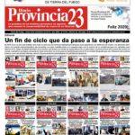 Anuario de Provincia 23 en la calle hoy