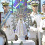 """La """"Virgen Malvinera"""" llegará el 28 de diciembre a Río Grande"""