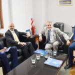 El Embajador de la India visitó la UTN
