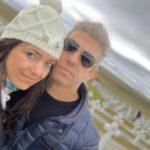 Matrimonio fueguino visitó tumbas en Malvinas