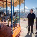 El municipio anunció la reapertura de los carruseles de la ciudad