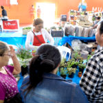 Gran cantidad de vecinos aprovecharon la Feria Popular Municipal