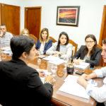 El Municipio de Río Grande y el PAMI fortalecen trabajos de contención