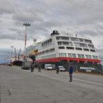 """""""El puerto es un motorizador de la economía de Tierra del Fuego"""""""