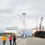 """""""El Puerto de Ushuaia es una pieza fundamental de la economía de Tierra del Fuego"""""""