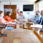 Gobierno y Nación trabajan en la continuidad de fondos