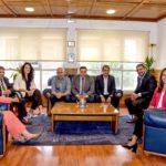Vuoto se reunió con Concejales y Legisladores Provinciales y Nacionales