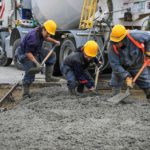Plan municipal de trabajos: Iniciaron los trabajos de hormigonado en el centro de la ciudad