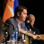 Martín Pérez reveló que recibió un municipio con 300 millones de deuda