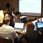 En la sede del Rectorado de la UTN se desarrolló el Taller de Azure Machine Learning