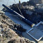 El gobierno reactivó la obra de la Laguna Seca