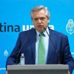 Alberto Fernández anunció la cuarentena obligatoria en todo el país
