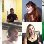 'Por qué cantamos': Artistas fueguinos sumaron mensaje de esperanza