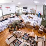 El Municipio lleva entregados más de 20.000 módulos alimentarios