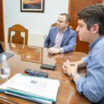 Martín Pérez anunció el congelamiento del boleto en $19,55 por 60 días
