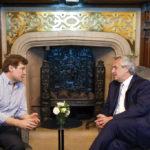 El Gobernador Melella respaldó las decisiones de Fernández y llamó a apoyar la Ley de Emergencia