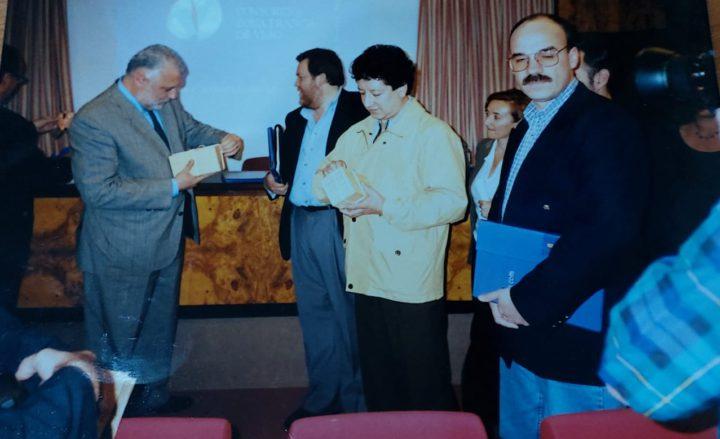 Ramón Gallardo recordó que durante la intendencia de Jorge Colazo viajó a Vigo y junto con Pablo Blanco y el Dr. Luís 'Colo' Moreno, constantemente estaban buscando ideas.