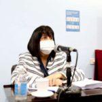 En Radio Universidad 93.5, la legisladora Martínez Allende pronosticó una aprobación unánime en general