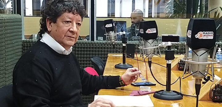 El contador Ramón Gallardo, presidente de la Cámara Fueguina de la Madera, visitó los estudios de Radio Universidad 93.5 para dar a conocer los puntos principales del proyecto en el que está trabajando con el fin de ampliar la matriz productiva, basado en la resolución que permite agregar valor con insumos extra zona y obtener los beneficios del subrégimen industrial.