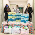 El Programa «RGA Solidaria» lleva articuladas más de 2.500 donaciones