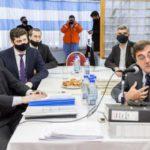Exposiciones del Fiscal de Estado, TCP y sindicato de Luz y Fuerza sobre Terra Ignis SAU