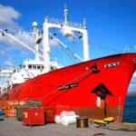 Los 7 tripulantes del buque pesquero son positivos de COVID-19