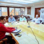 Melella anunció la concreción de los 14 kilómetros de la frontera San Sebastián