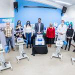 Médicos municipales se suman al combate del virus en Río Grande