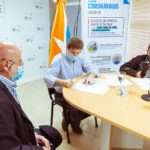 """""""En 18 meses la empresa tendrá un porcentaje mayoritario de trabajadores de la provincia"""", afirmó Melella"""