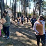 Llega a los niños de los barrios el proyecto 'Casas fueguinas para armar'