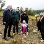 """""""El Intendente Walter Vuoto está cumpliendo con el derecho a la tierra que es el sueño de cada familia"""", dijo Mario Daniele"""
