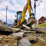 Comenzó la demolición del antiguo pavimento de calle Formosa para su reconstrucción con hormigón