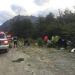 Tres jóvenes muertos en entrada a Ushuaia