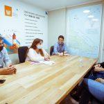 Llegarán las partes del Centro Modular Sanitario en Ushuaia