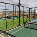 Se inauguró un nuevo playón deportivo en el barrio Provincias Unidas