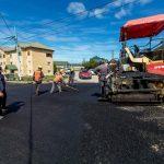 Comenzó la repavimentación de la calle Pontón Río Negro