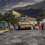 Avanza la segunda etapa del asfalto de la calle pontón Río Negro