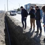 El municipio continúa con obras de agua para Margen Sur