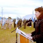 Melella y Urquiza destacaron la labor diaria del personal en las bases antárticas
