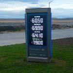 YPF volvió a aumentar los combustibles